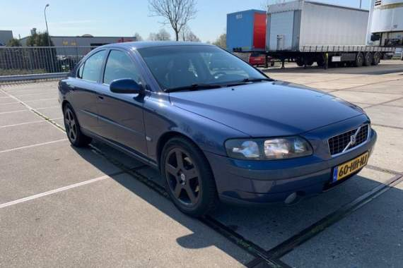 Volvo S60 2.4 Edition Youngtimer
