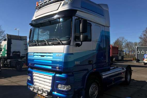 DAF FT XF105.460 SSC Hydr.WF-Kipper